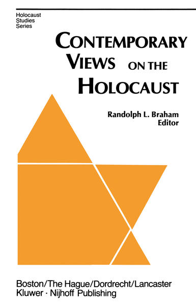 Contemporary Views on the Holocaust - Coverbild