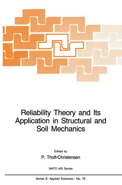 Reliability Theory and Its Application in Structural and Soil Mechanics - Coverbild
