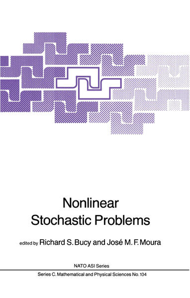 Nonlinear Stochastic Problems - Coverbild