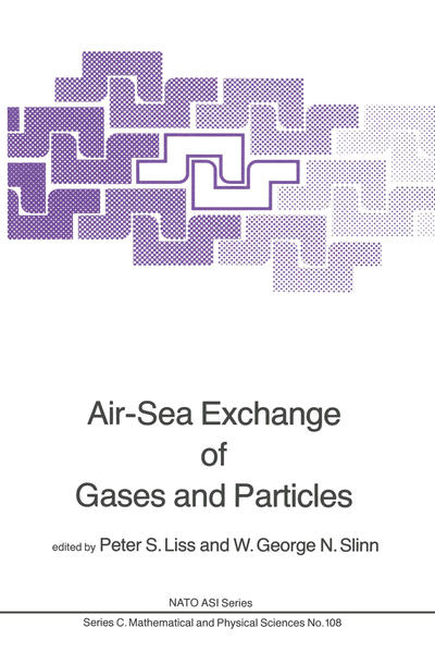 Air-Sea Exchange of Gases and Particles - Coverbild