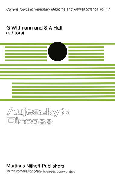 Aujeszky's Disease - Coverbild