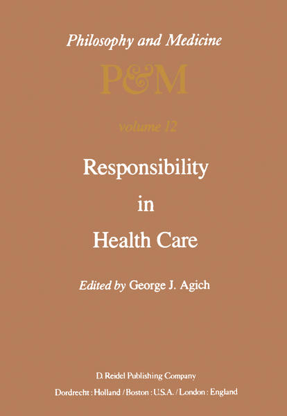 Responsibility in Health Care - Coverbild