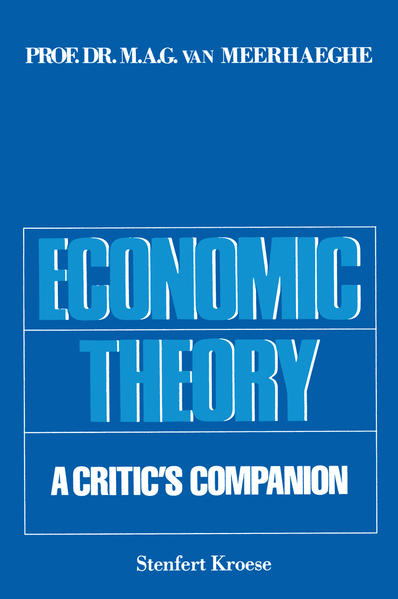 Economic Theory - Coverbild