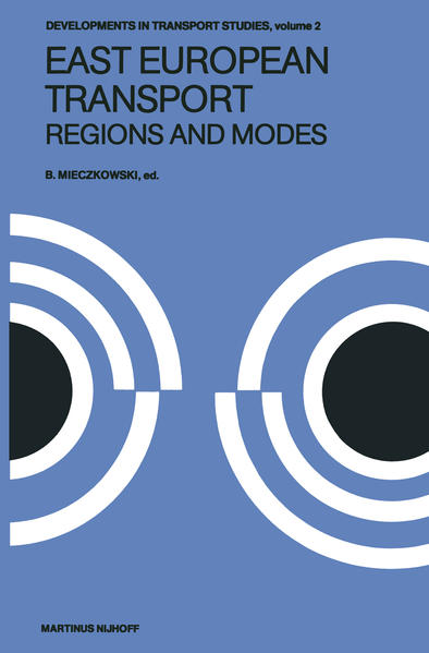 East European Transport Regions and Modes - Coverbild