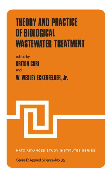 Theory and Practice of Biological Wastewater Treatment - Coverbild