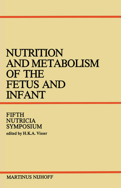 Nutrition and Metabolism of the Fetus and Infant - Coverbild