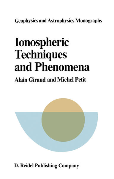 Ionospheric Techniques and Phenomena - Coverbild