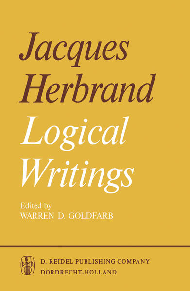 Logical Writings - Coverbild