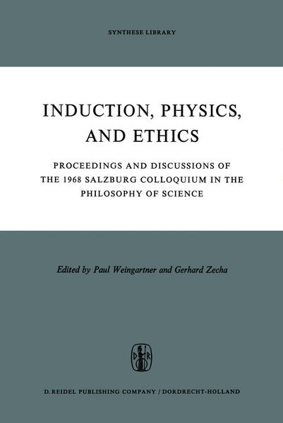 Induction, Physics and Ethics - Coverbild