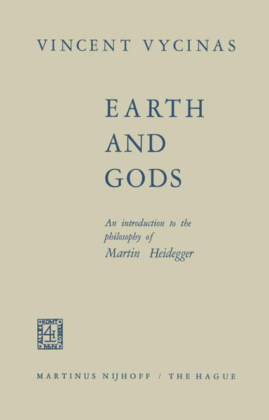 Earth and Gods - Coverbild