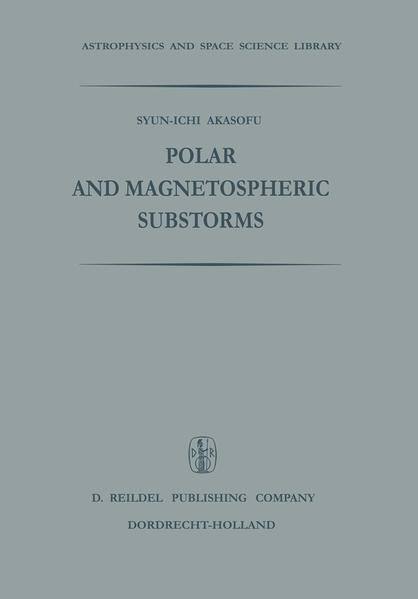 Polar and Magnetospheric Substorms - Coverbild