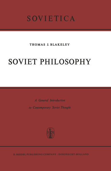 Soviet Philosophy - Coverbild