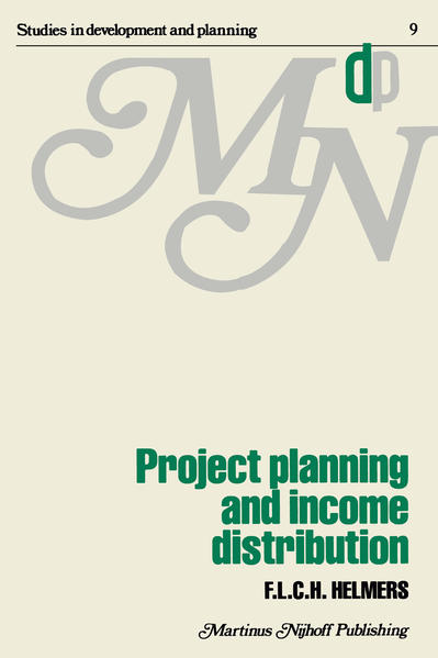 Project planning and income distribution - Coverbild