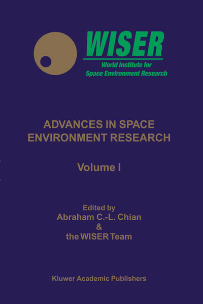 Advances in Space Environment Research - Coverbild