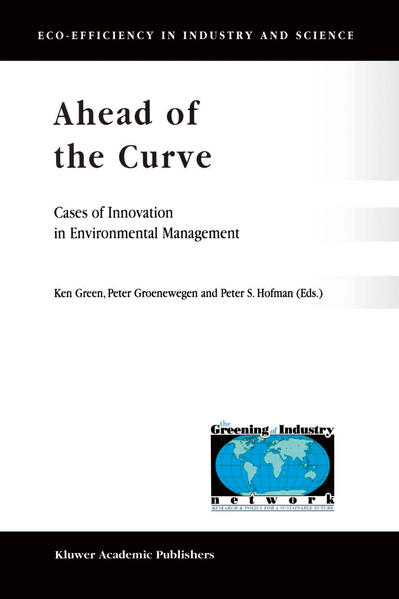 Ahead of the Curve - Coverbild