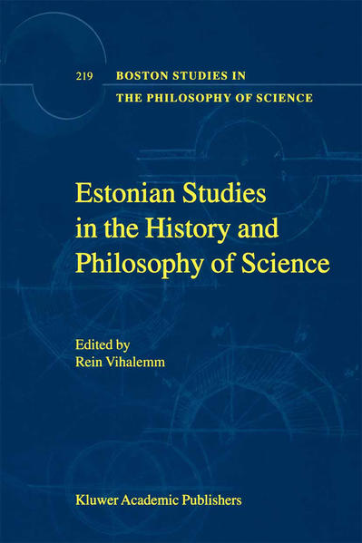 Estonian Studies in the History and Philosophy of Science - Coverbild