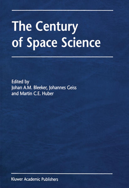 The Century of Space Science - Coverbild