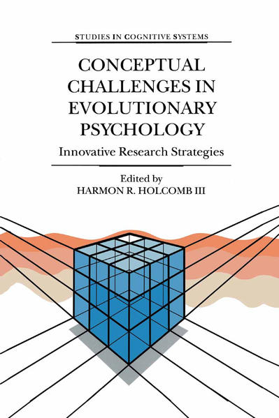 Conceptual Challenges in Evolutionary Psychology - Coverbild