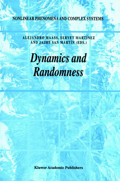 Dynamics and Randomness - Coverbild
