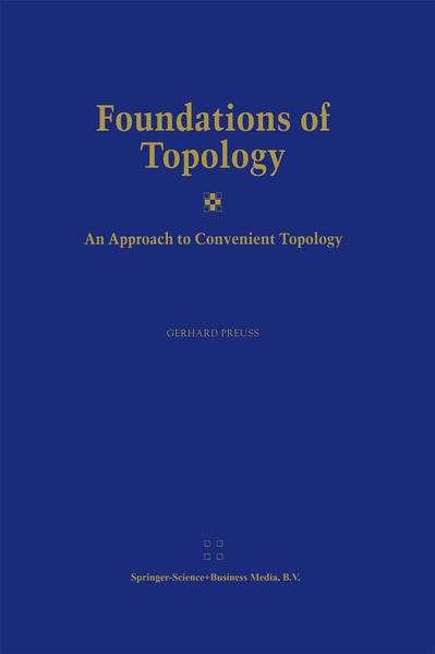Foundations of Topology - Coverbild