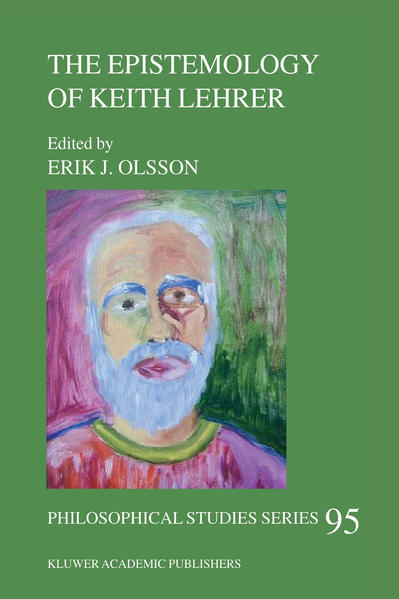 The Epistemology of Keith Lehrer - Coverbild