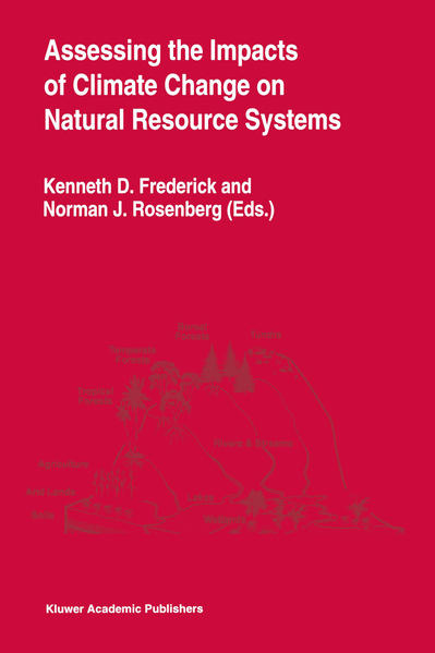 Assessing the Impacts of Climate Change on Natural Resource Systems - Coverbild