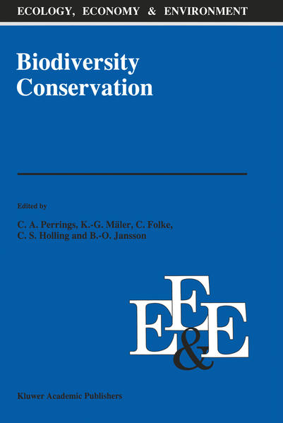 Biodiversity Conservation - Coverbild
