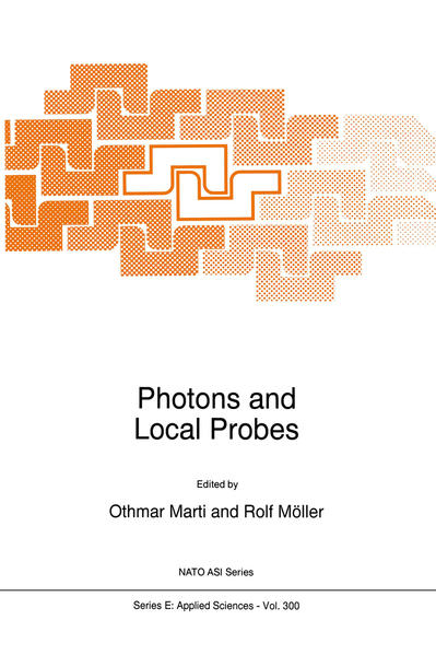 Photons and Local Probes - Coverbild