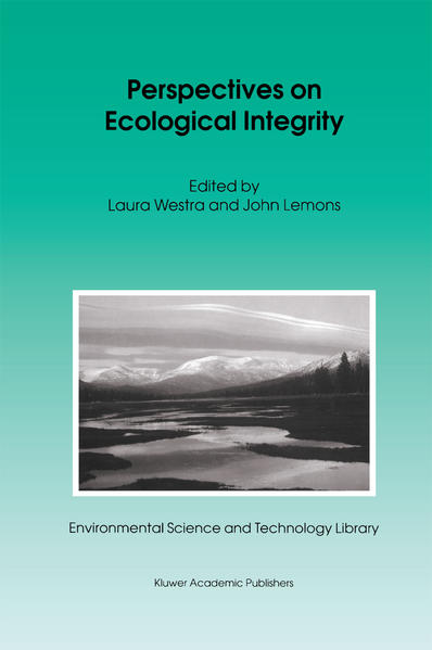 Perspectives on Ecological Integrity - Coverbild