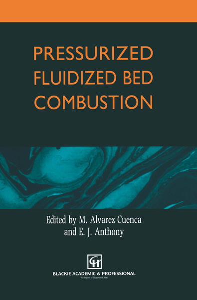 Pressurized Fluidized Bed Combustion - Coverbild