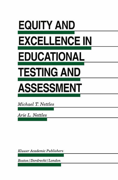 Equity and Excellence in Educational Testing and Assessment - Coverbild