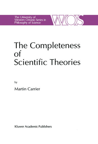 The Completeness of Scientific Theories - Coverbild