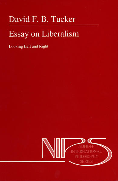 Essay on Liberalism - Coverbild