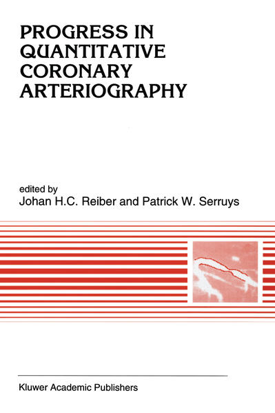 Progress in quantitative coronary arteriography - Coverbild