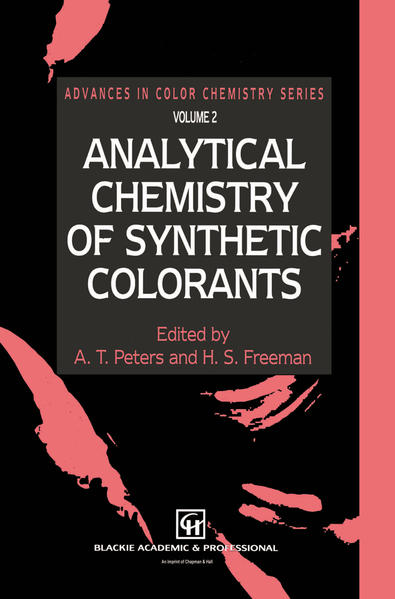 Analytical Chemistry of Synthetic Colorants - Coverbild