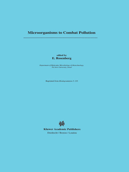 Microorganisms to Combat Pollution - Coverbild