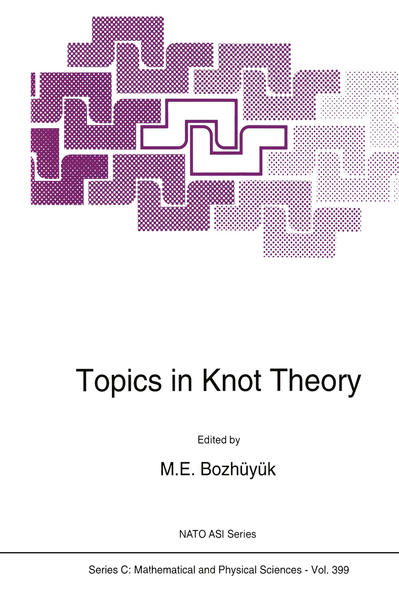 Topics in Knot Theory - Coverbild