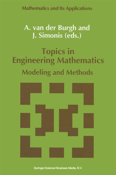Topics in Engineering Mathematics - Coverbild