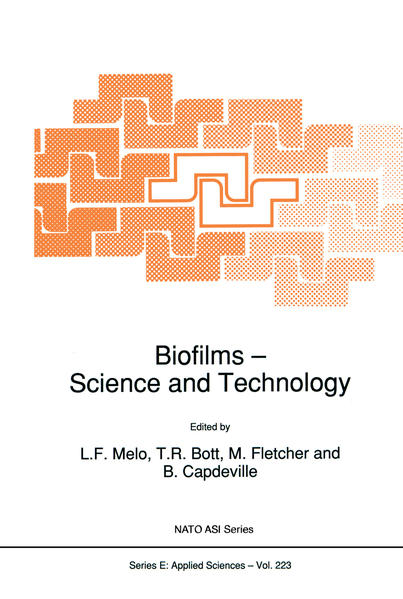 Biofilms - Science and Technology - Coverbild