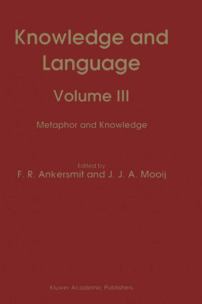 Knowledge and Language - Coverbild