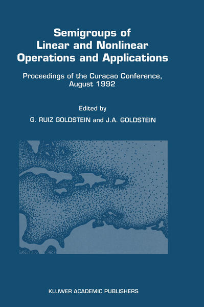 Semigroups of Linear and Nonlinear Operations and Applications - Coverbild