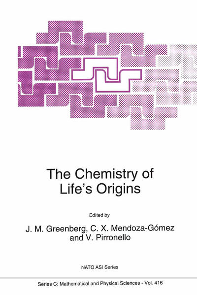 The Chemistry of Life's Origins - Coverbild