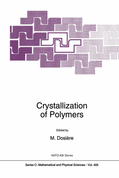 Crystallization of Polymers - Coverbild