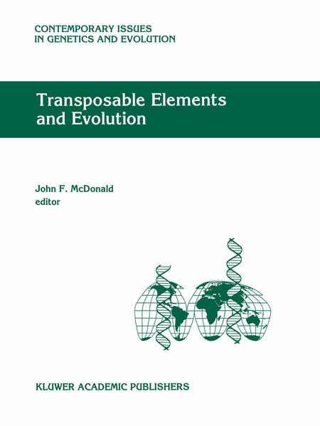 Transposable Elements and Evolution - Coverbild