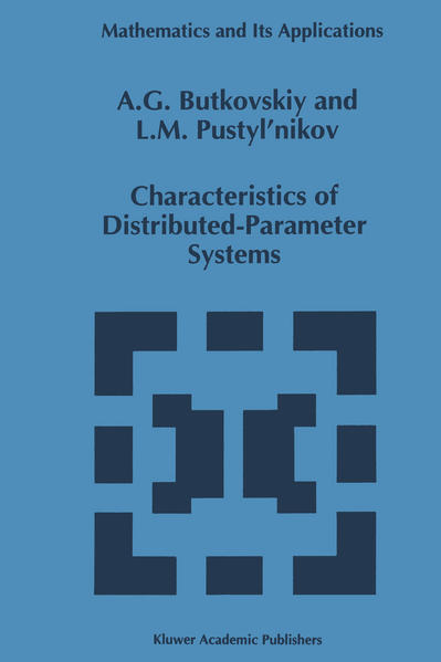 Characteristics of Distributed-Parameter Systems - Coverbild