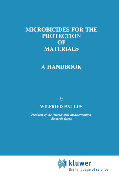 Microbicides for the Protection of Materials - Coverbild