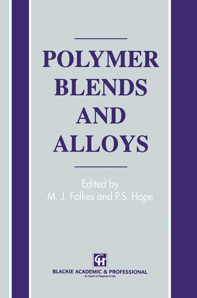Polymer Blends and Alloys - Coverbild