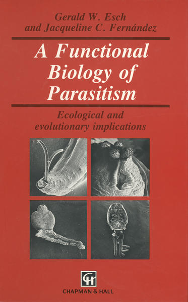 A Functional Biology of Parasitism - Coverbild