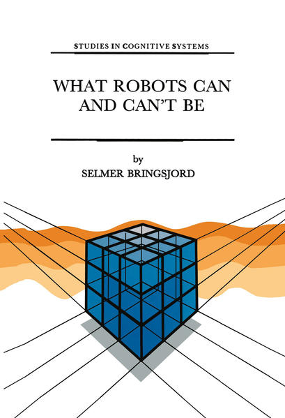 What Robots Can and Can't Be - Coverbild