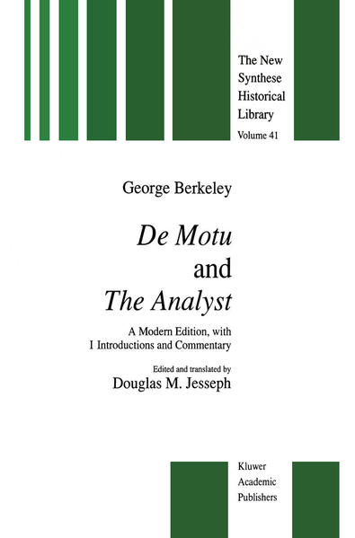 De Motu and the Analyst - Coverbild